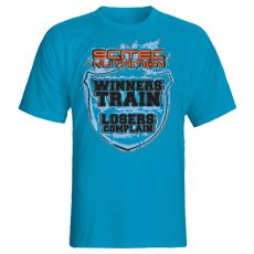 Tshirt Winners Train - Scitec Nutrition - musculation | Toutelanutrition