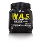 W.A.S. Whey Amino Shake Xplode Powder