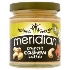 Beurre de noix de cajou - Meridian | Toutelanutrition