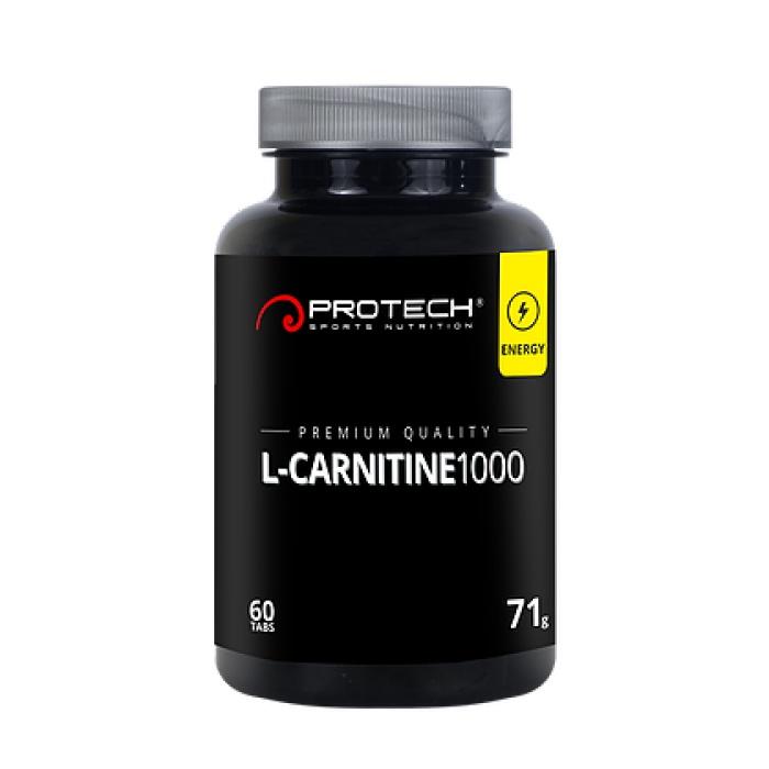 L-Carnitine 1000 Protech Nutrition   Toutelanutrition