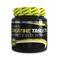 Creatine Tablets -  Biotech USA| Toutelanutrition