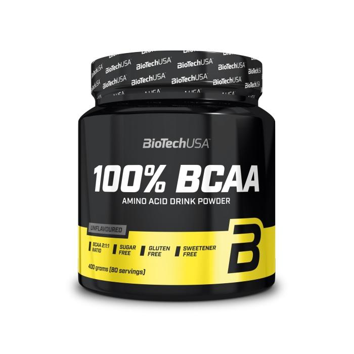 100% BCAA - Biotech USA Toutelanutrition