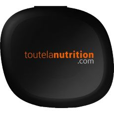 Pillulier Noir- musculation | Toutelanutrition