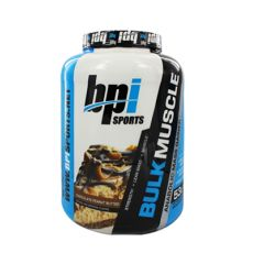 Bulk Muscle - BPI - gainer | Toutelanutrition