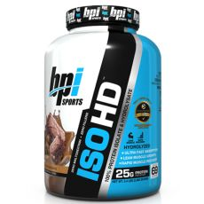 Iso-HD - BPI - isolate| Toutelanutrition