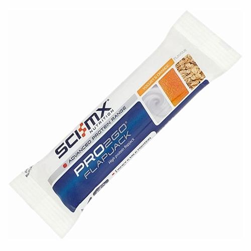 Protein flapjack - Sci Mx - barre protéinée | Toutelanutrition