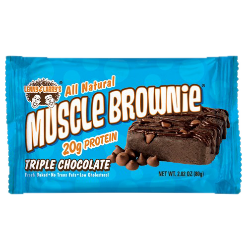 Muscle Brownie - Lenny & Larry | Toutelanutrition