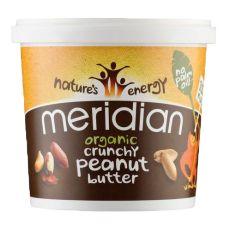 Beurre de cacahuète organique - Meridian Food | Toutelanutrition.com