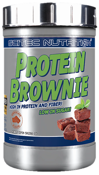 protein brownie scitec toutelanutrition. Black Bedroom Furniture Sets. Home Design Ideas
