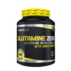 Glutamine Zero - Biotech USA | Toutelanutrition
