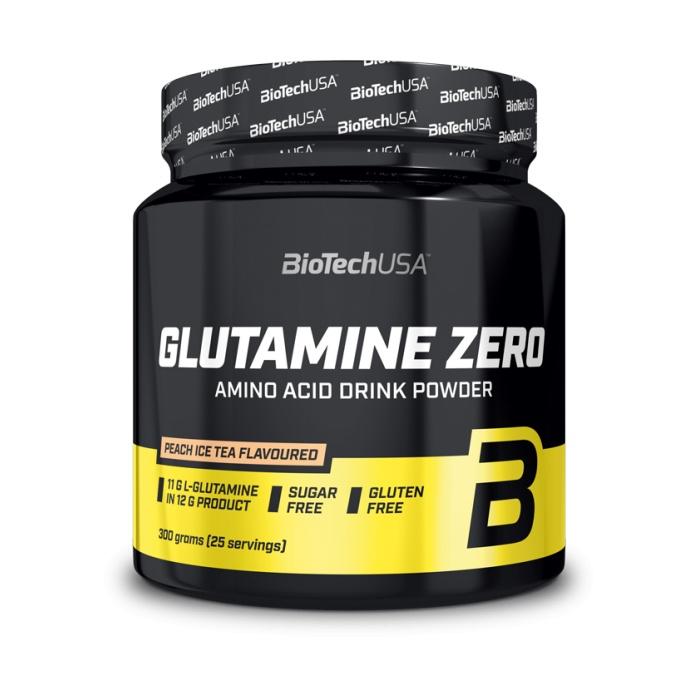 Glutamine Zero - Biotech USA   Toutelanutrition