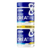 Pack créatine monohydrate 205g + 205g