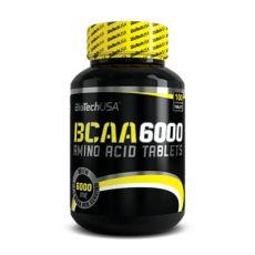 BCAA 6000 - Biotech USA I Toutelanutrition