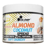 Almond Coconut Spread soft