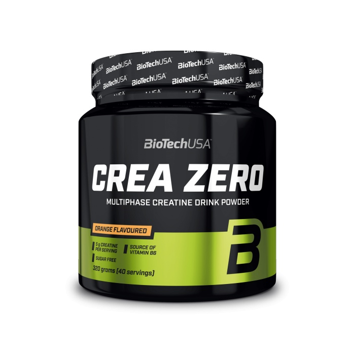 Crea Zero - Biotech USA | Toutelanutrition