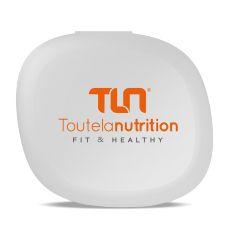 Pilulier blanc TLN - Toutelanutrition