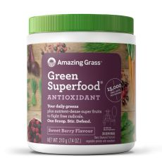 Green Superfood Antioxidant - Amazing Grass - Superfoods