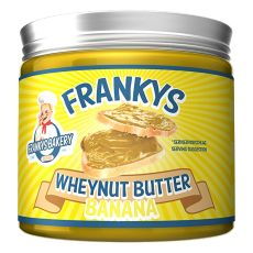 Frankys WheyNut Butter  Toutelanutrition