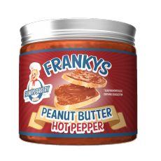 Frankys Peanut Butter | Toutelanutrition