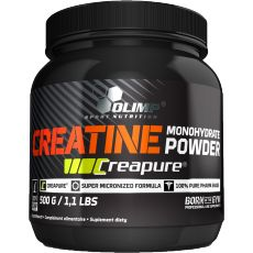 Creatine Monohydrate Powder Creapure | Toutelanutrition