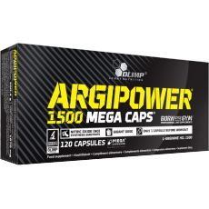 Argi Power Mega Caps | Toutelanutrition
