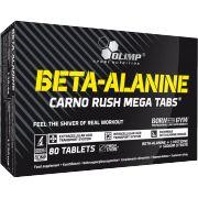 Beta-Alanine Carno Rush Mega Tabs