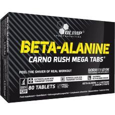 Beta-Alanine Carno Rush Mega Tabs | Toutelanutrition