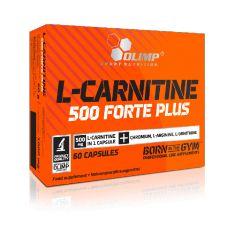 L-Carnitine 500 Forte Plus Sport Edition - Olimp - L-Carnitine | Toutelanutrition.com