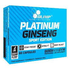 Platinium Ginseng Sport Edition - Olimp - Santé