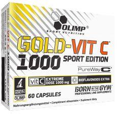 Gold-Vit C 1000 Sport Edition | Toutelanutrition