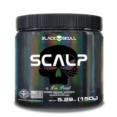 Black Skull Scalp - 3D Energy | Toutelanutrition