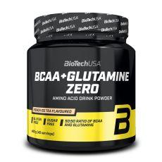 BCAA+Glutamine Zero - Biotech USA - Acides aminés