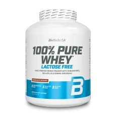 100% Pure Whey (sans lactose) - Biotech USA | Toutelanutrition