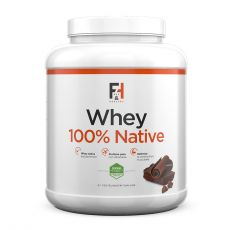 Whey 100% Native - Fit & Healthy   Toutelanutrition