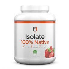 Isolate 100% Native - Fit & Healthy | Toutelanutrition