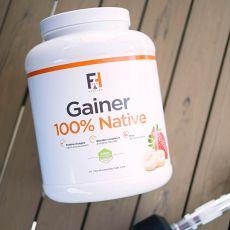Gainer 100% Native - Fit & Healthy | Toutelanutrition