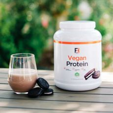 Vegan Protein - Fit & Healthy | Toutelanutrition