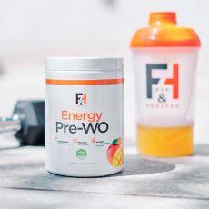 Energy Pre-Wo - Fit & Healthy | Toutelanutrition