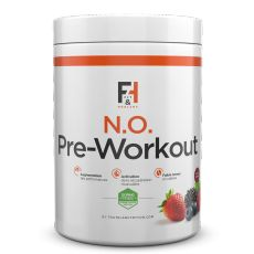 N.O. Pre-Workout - Fit & Healthy | Toutelanutrition