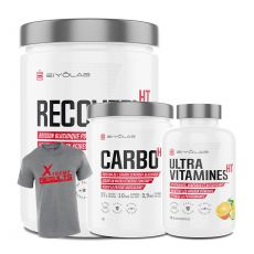Pack Compléments Alimentaires Running & Endurance Eiyolab | Toutelanutrition