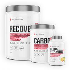 Pack Compléments Alimentaires Running & Endurance Eiyolab   Toutelanutrition