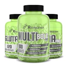 Pack Boost Immunité Revogenix | Toutelanutrition