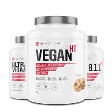 Pack Fitness Vegan Eiyolab