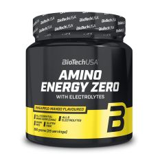 Amino Energy Zero with Electrolytes - Booster - Biotech USA | Toutelanutrition