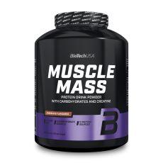 Muscle Mass - Hard Gainer - Biotech USA | Toutelanutrition