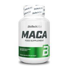 Maca - Stimulateur hormonal - Biotech USA | Toutelanutrition