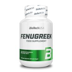 Fenugreek - stimulateur hormonal - Biotech USA | Toutelanutrition