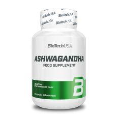 Ashwaganda - Antioxydant - Biotech USA   Toutelanutrition
