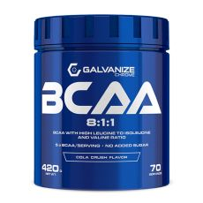 BCAA 8.1.1 - Galvanize I Toutelanutrition