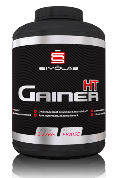 Gainer HT - Eiyolab - gainer musculation | Toutelanutrition